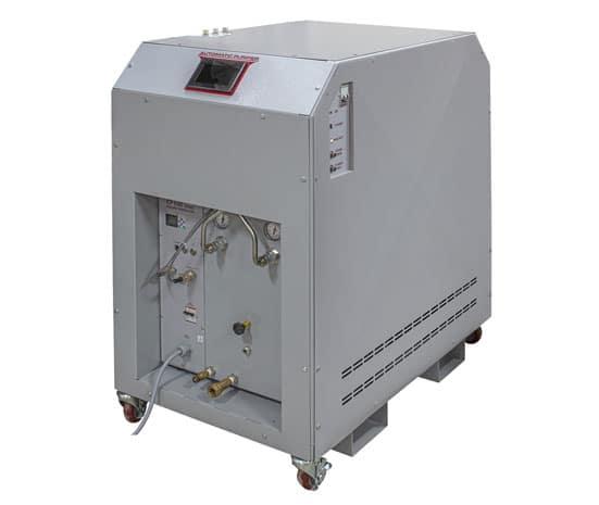 Automatic Helium Purifer